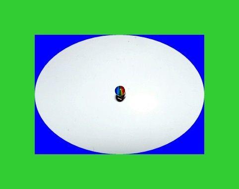 сребърна обеца / The Who - значка