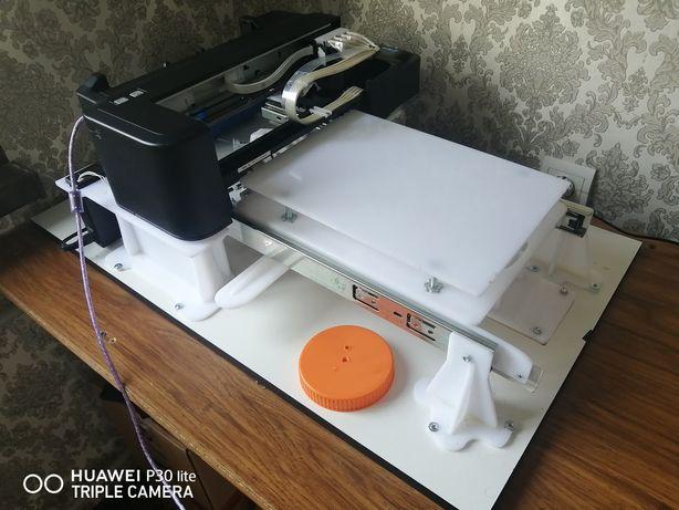 Пищевой принтер на базе Еpson L120