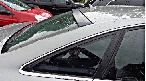 Eleron luneta Audi A6 C6 , 4F