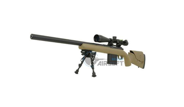 Replica sniper APM40A3 APS Negru