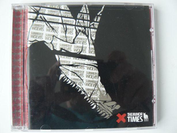 "CD Album ROCK ""The Minor Times – Summer Of Wolves"" , Nou Sigilat."