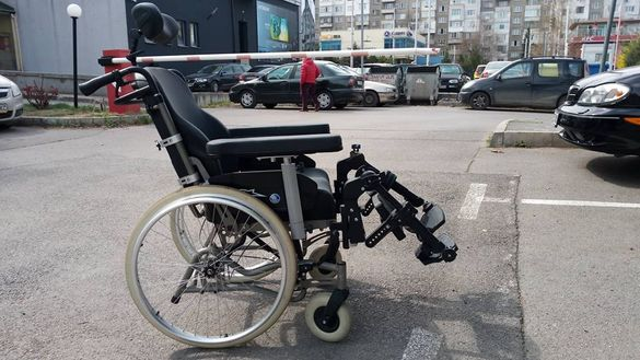 Мултифункционална инвалидна количка Иновис
