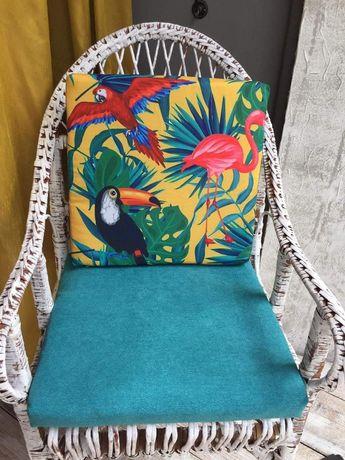 Изработка на възглавници за градинска мебел - цени от 35 лв за бр.