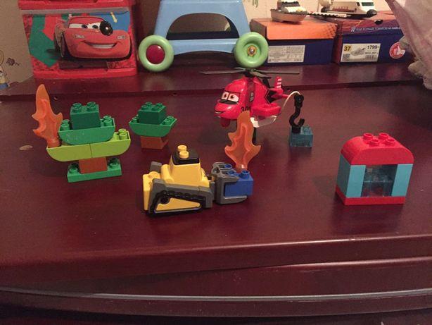 Продам Lego «спасательная команда»