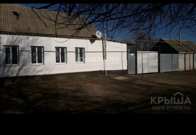 Частный дом в посёлке Чапаево