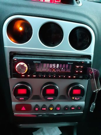 mp 3 player usb cd /aux /radio stare exccelentă