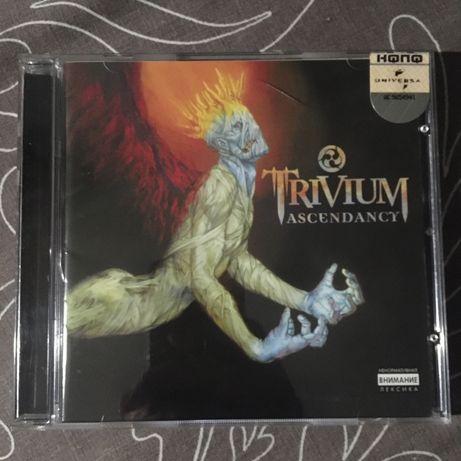 Trivium – Ascendancy (2005, CD)