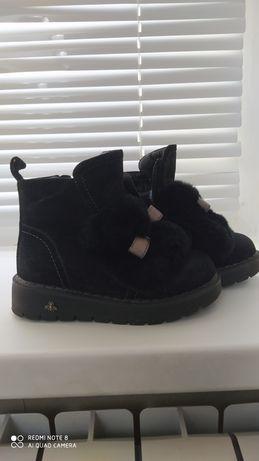 Обувь на девочку 27 размер