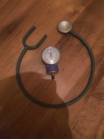 Манометр для тонометра, запчасти от стетоскопа
