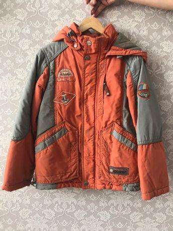 Куртка деми сезонная для мальчиков
