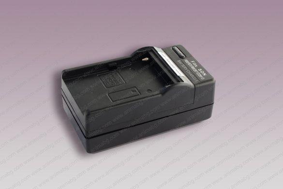 ANIMABG Зарядно за NP-FM50 / NP-FM500H / NP-F550
