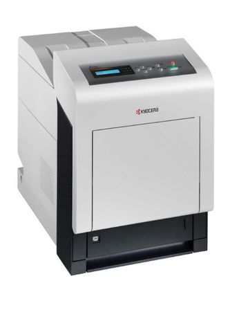 Kyocera FS C 5350DN-цветен лазарен