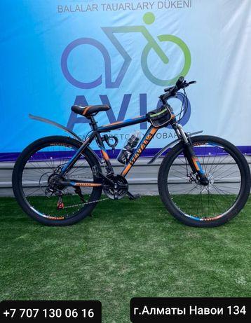 Велосипед для взрослых спортивный распродажа по Навои 134 кредит