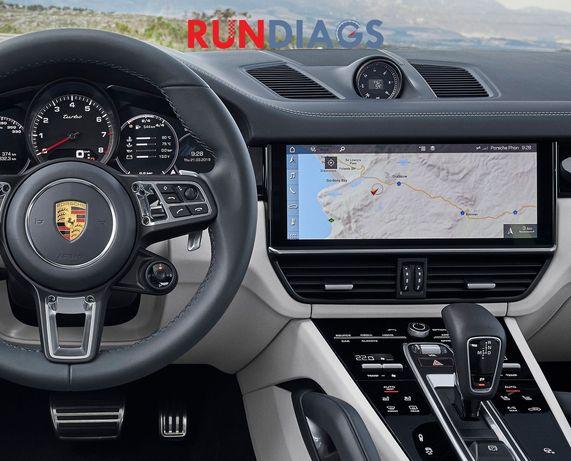 Activare Video In Motion Porsche (Cayenne, 911, Macan, 718 ETC)