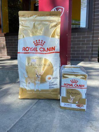 Корм Royal Canin для Чихуахуа