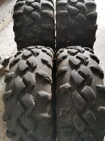 230/70R14 и 285/60R14 MAXXIS
