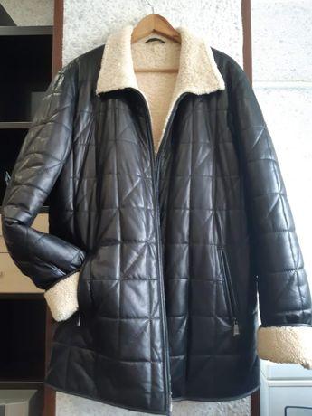 Дублёнка куртка (овчинка)