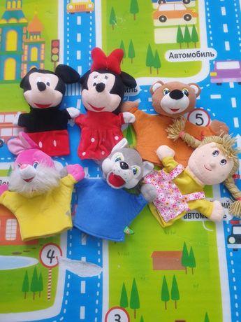 Игрушки игрушки.
