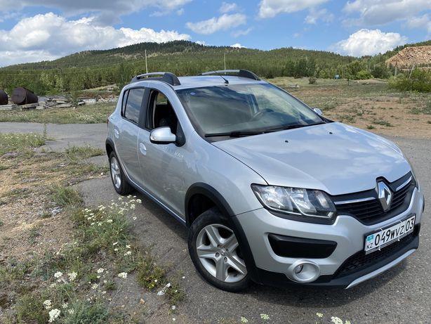Продам Renault sandero stepway 2015