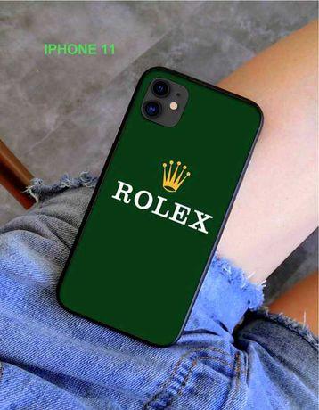 Уникални кейсове ROLEX за IPHONE 11/ IPHONE 11 PRO / IPHONE 11 PRO MAX