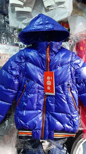 Детские и подростковые куртки весна-осень