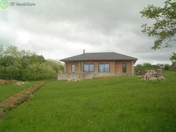 Casa de vanzare D+P,la Rosu si teren in Cornutel,com Paltinis,jud.CS.