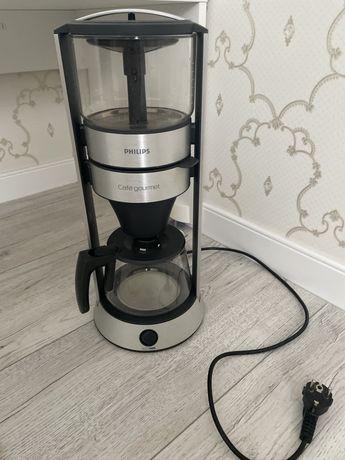 Кофеварка капельная Philips Cafe gourmet