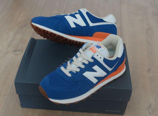 New Balance 42 р. оригинальные кроссовки