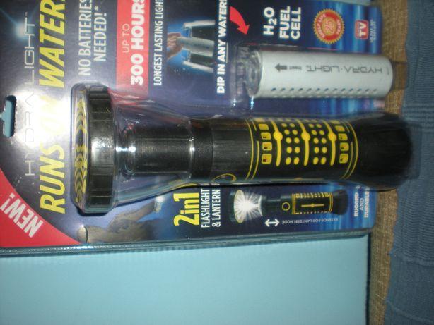 Lanterna HIDRA LIGHT cu 1 rezerva