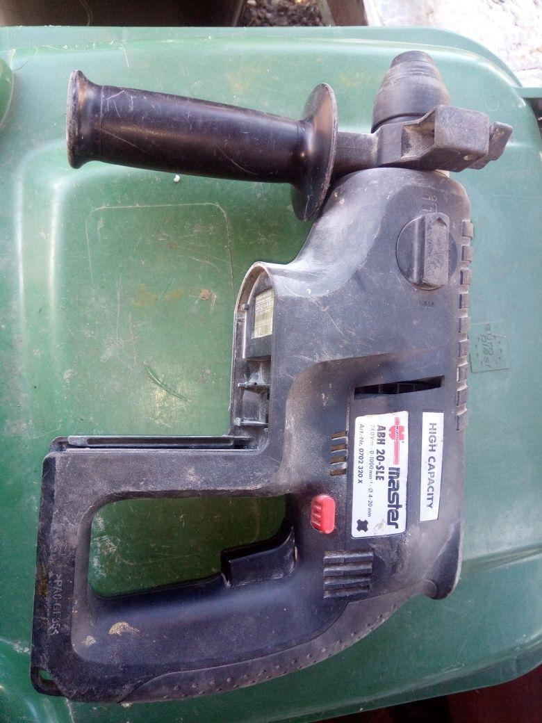 Bosch ,Wurth 24v încărcător si rotopercutor