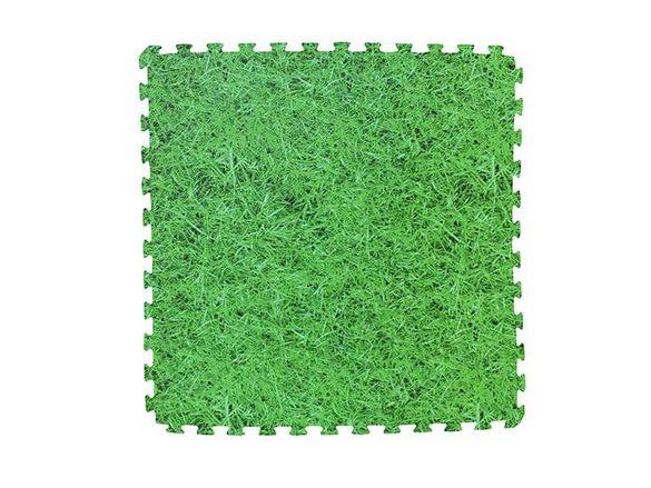 Тревна мека настилка