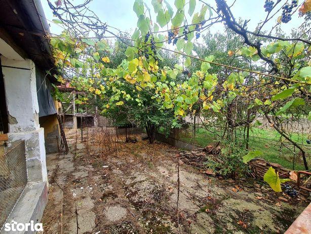 Casa veche cu teren in Vladimirescu