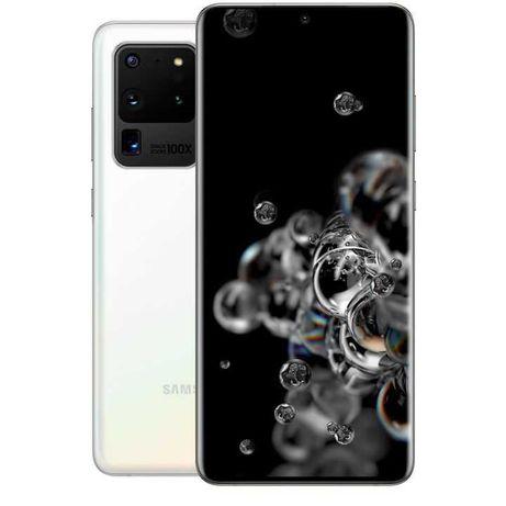 Смартфон Samsung Galaxy S20 Ultra, White