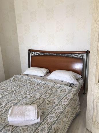 Квартира посуточно в центре Астаны, улица Туркестан Алматы перасечение