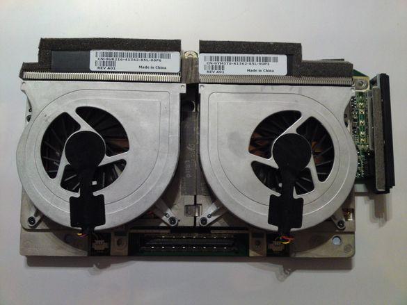 видеокарта Nvidia 8700m Dell xps M1730