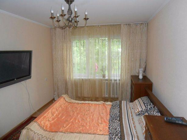 1-комнатная квартира посуточно, мкр Орбита-2