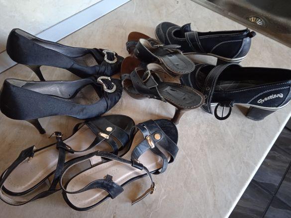 Обувки и сандали на брой или на куп