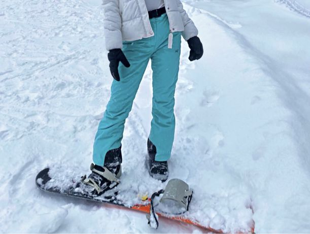 Pantaloni Ski femei