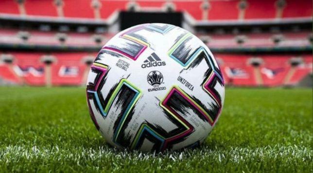 Ликвидация! Кожаный футбольный мяч!