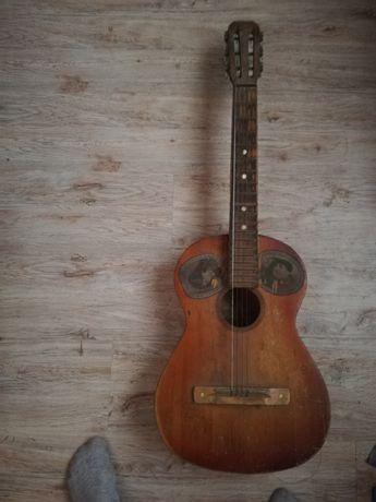Гитара 6 струнная