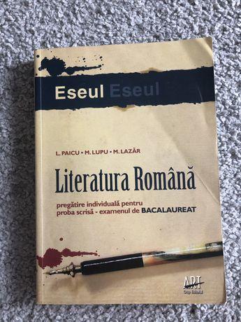 Literatura romana Eseu