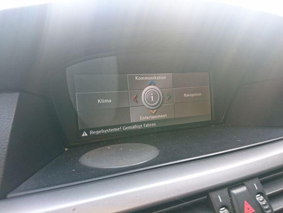 е90 Монитор голяма навигация БМВ е91 е92 е93 / BMW e90 e92 e92 e93