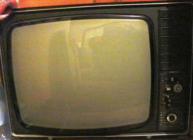 Televizor alb-negru Diamant 2520