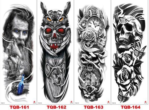 Временни татуировки-НОВИ!