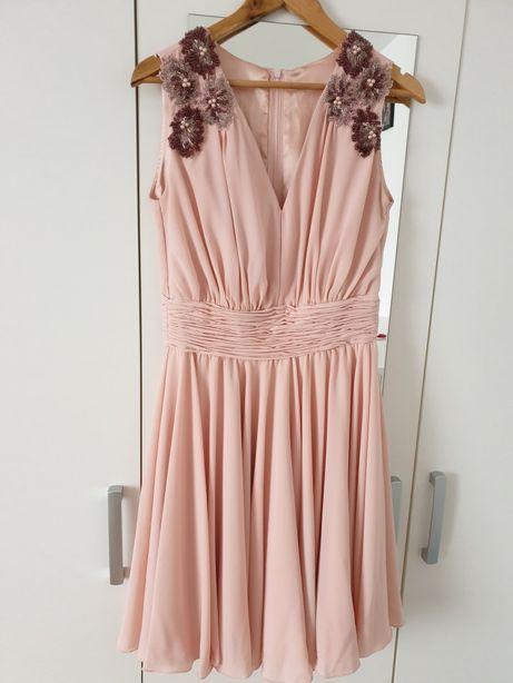 Rochie elegantă măr 44