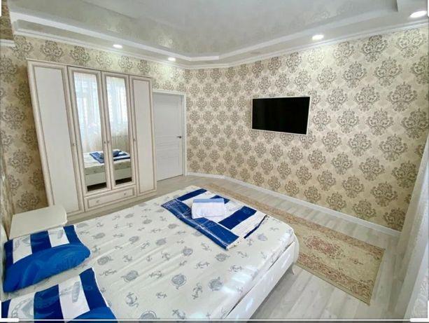 Сдам посуточно 2 комнатную квартиру Встреча Абылайхана Манаса Кудайбер