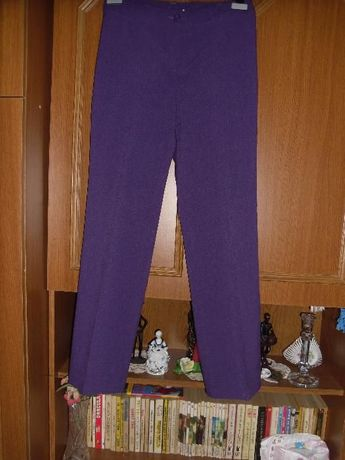 pantaloni stofa noi