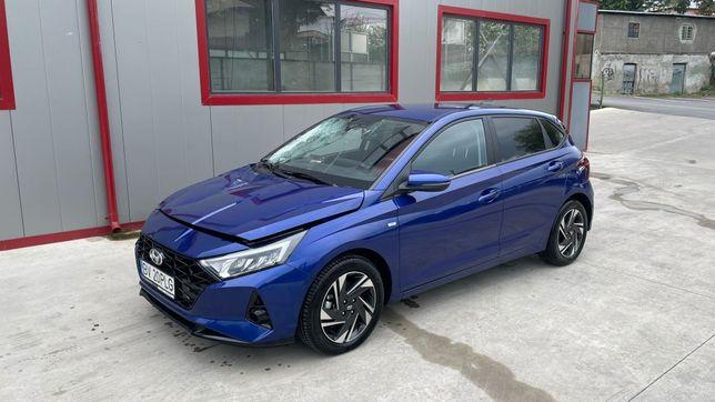 Hyundai I20 / hibrid / 2021 / avariat
