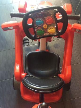 Tricicleta Ferarri