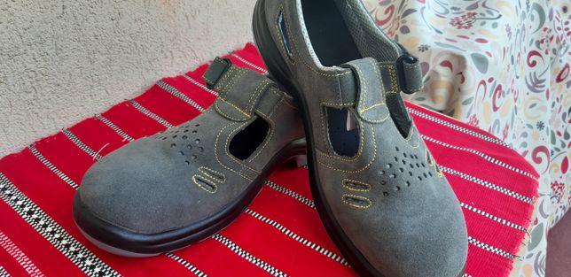 Pantofi/sanda Bracciano S1P SRC de lucru